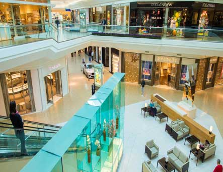 Luxury Shopping Complex